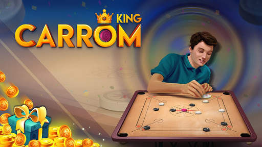 Carrom King™ - Best Online Carrom Board Pool Game screenshot 1