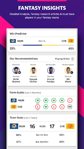 Yahoo Cricket App - Live Cricket Scores & News screenshot 4
