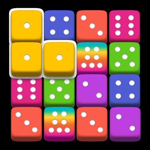 Seven Dots - Merge Puzzle icon