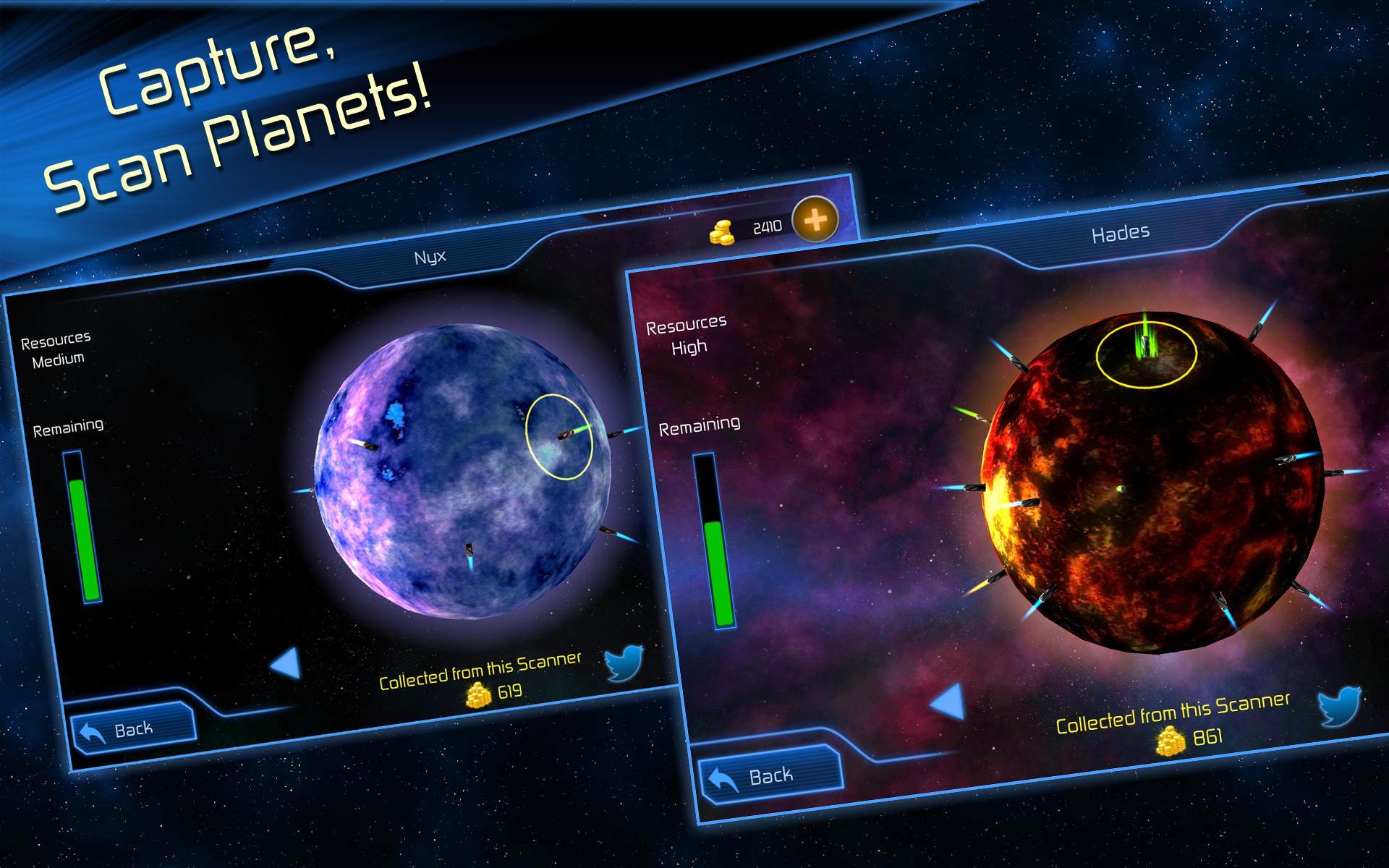 Interstellar Defense screenshot 2