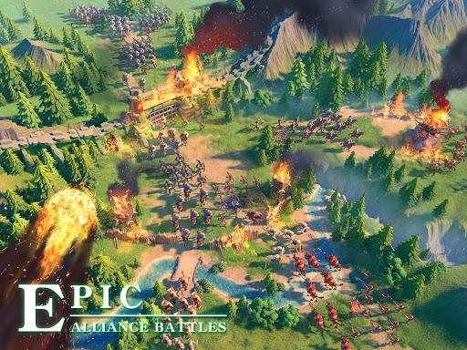 Rise of Kingdoms: Lost Crusade 12 تصوير الشاشة