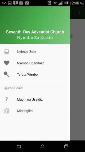 Nyimbo Za Kristo 4 تصوير الشاشة