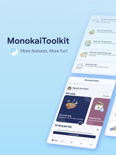 MonokaiToolkit - Super Toolkit for Facebook Users screenshot 7