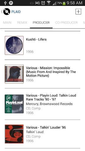 Records Collection 7 تصوير الشاشة