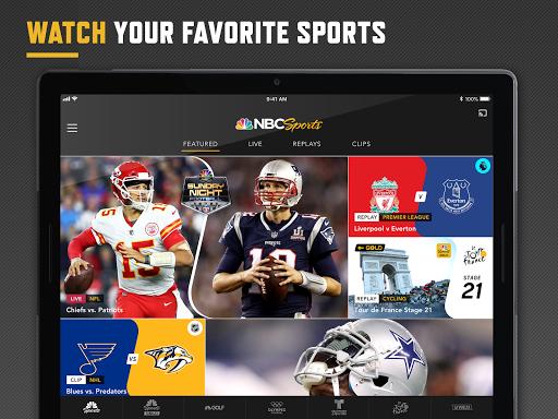 NBC Sports 6 تصوير الشاشة
