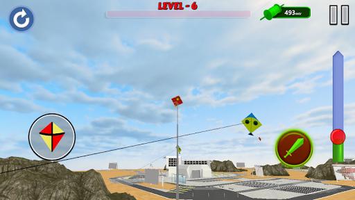 Kite Flyng 3D 4 تصوير الشاشة