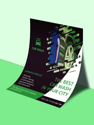 Flyers, Poster Maker, Graphic Design, Banner Maker 21 تصوير الشاشة