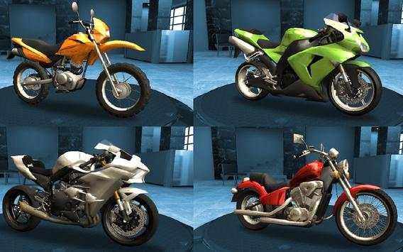 Racing Fever: Moto screenshot 8