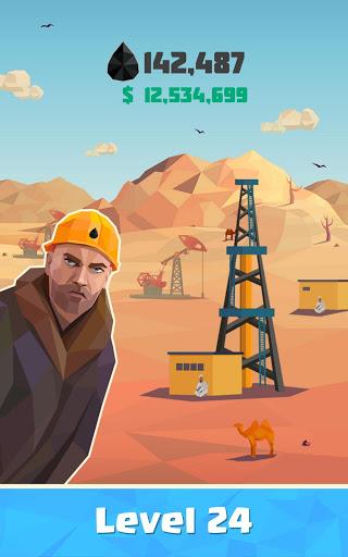 放置石油王:ガソリン工場シミュレーター screenshot 8