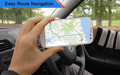 GPS Map, Live Street View: Navigation & Direction screenshot 2