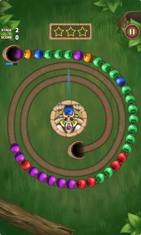 Marble King 3 تصوير الشاشة