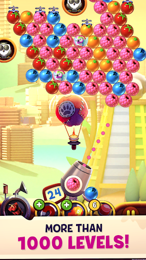 Bubble Island 2 - Pop Shooter & Puzzle Game 3 تصوير الشاشة