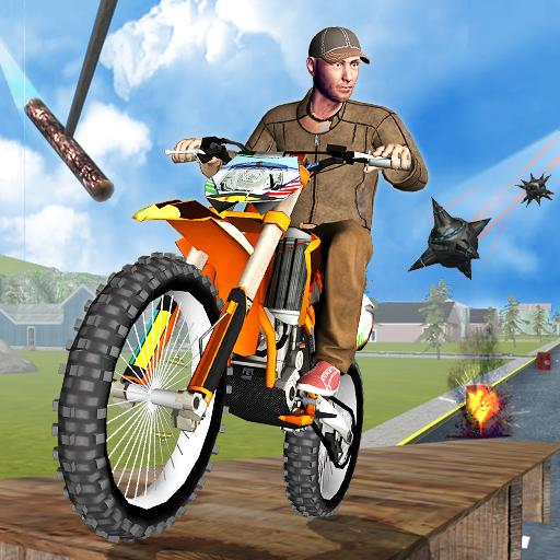 Moto Bike Attack Racing icon