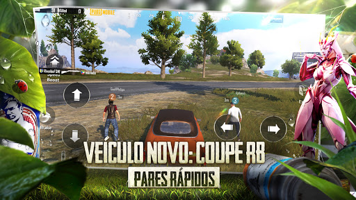 PUBG MOBILE - Travessia screenshot 7