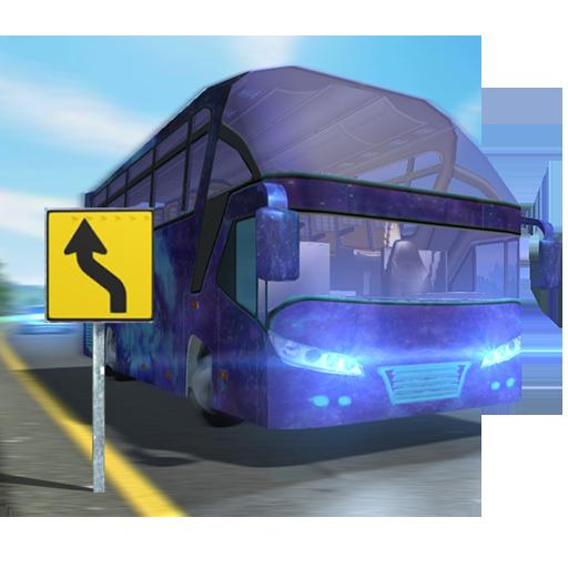 Bus Simulator Cockpit Go : Megabus icon