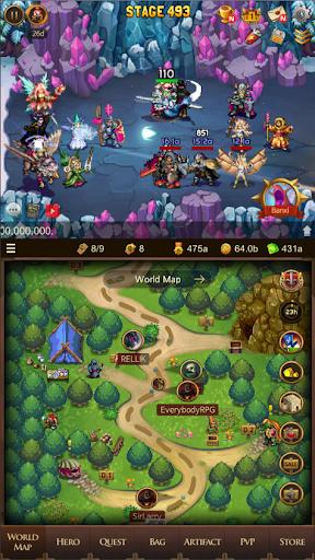 Everybody's RPG screenshot 2