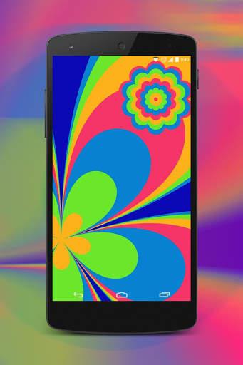 جميل خلفية لون screenshot 16