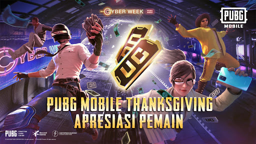 PUBG MOBILE  - Cyber Week screenshot 1