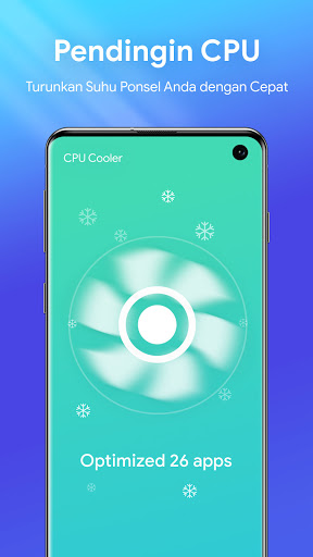 One Booster - Antivirus, Booster, Pembersih Ponsel screenshot 4
