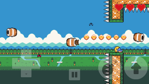 Pixel Bear Adventure 2 2 تصوير الشاشة