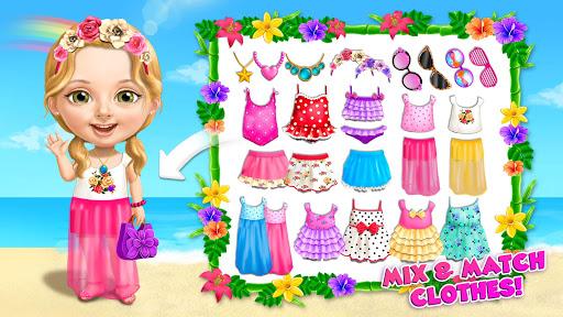 Sweet Baby Girl Summer Fun 2 - Sunny Makeover Game 3 تصوير الشاشة