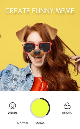 Sweet Snap Face Cam - Selfie Edit & Photo Filters screenshot 5