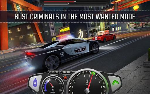Top Speed: Drag & Fast Street Racing 3D screenshot 2