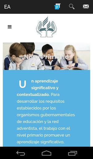 Educación Adventista screenshot 2