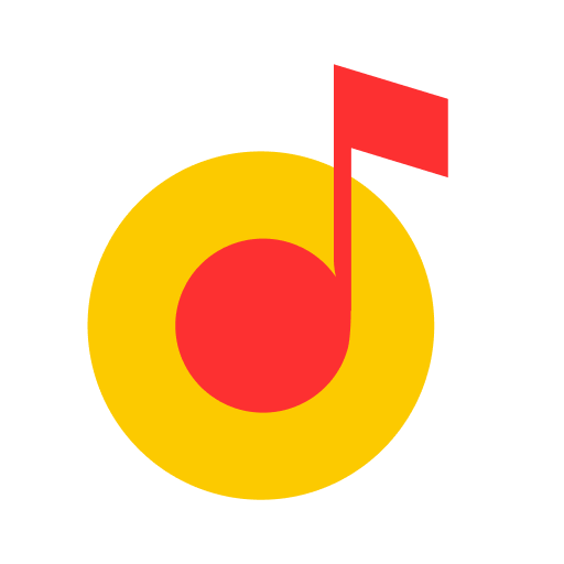 Yandex Music and Podcasts — listen and download icon