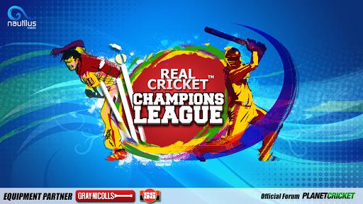 Real Cricket™ Champions League 5 تصوير الشاشة
