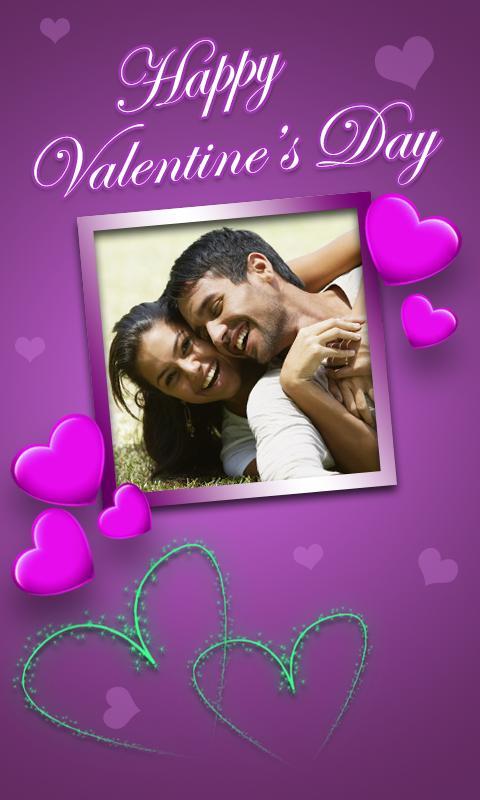 Valentines Day Photo LWP 4 تصوير الشاشة