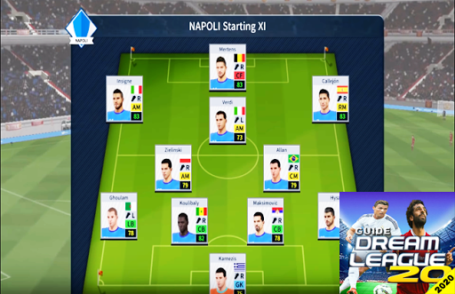 Dream hints league 2020 - soccer guide screenshot 2