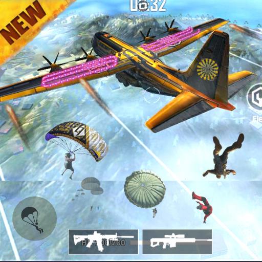 Squad Survival Game FreeFire Battleground Shooter icon