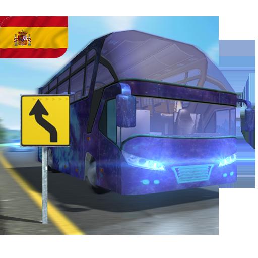 Bus Simulator Cockpit Go : minibuses icon