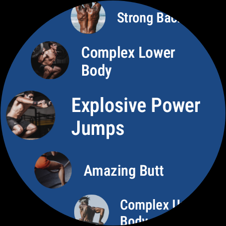 Fitify: Workout Routines & Training Plans screenshot 17
