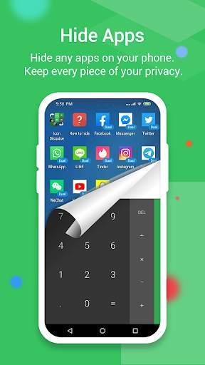 Calculator Vault : App Hider - Hide Apps screenshot 6