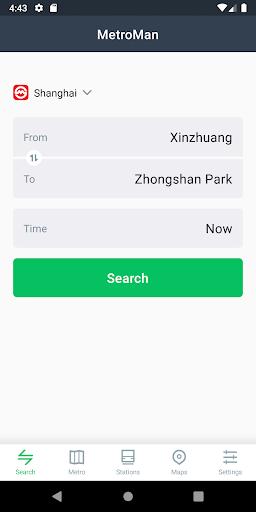 Metro Shanghai Subway screenshot 2