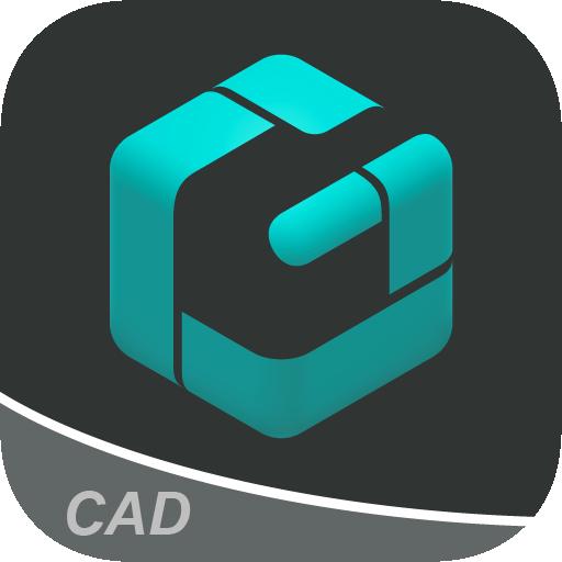 DWG FastView-CAD Viewer & Editor أيقونة