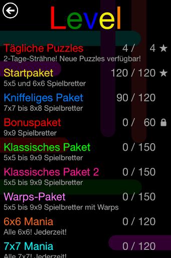 Flow Free: Bridges screenshot 4