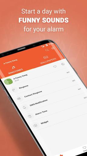 Funny SMS Ringtones & Sounds screenshot 3
