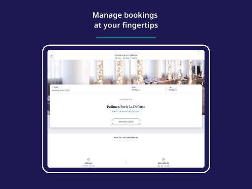 Accor All - Hotel booking screenshot 7