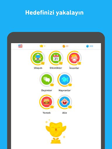 Duolingo'yla Bedava İngilizce screenshot 10
