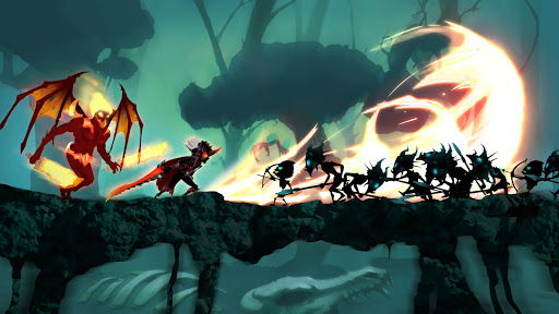 Stickman Legends: Shadow Offline Fighting Games DB screenshot 4