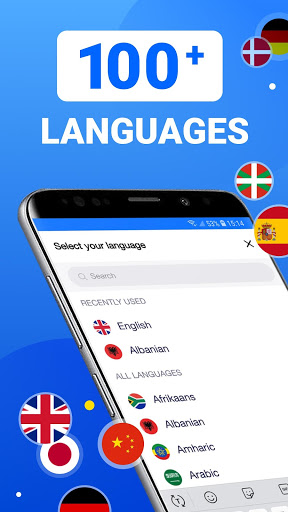Translate All: Translation Voice Text & Dictionary screenshot 1