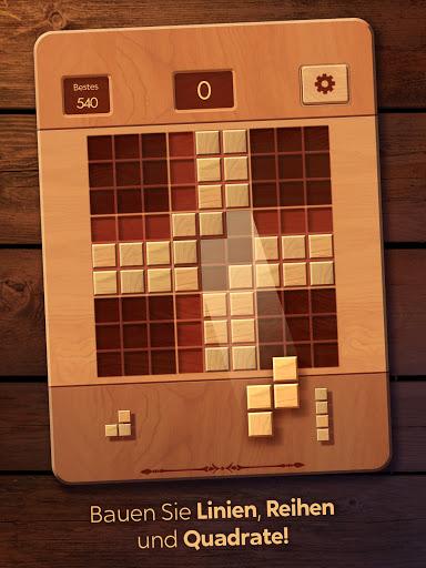 Woodoku: Holzblock-Puzzle-Spiele screenshot 7