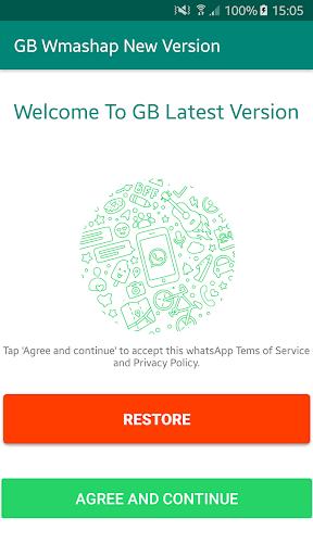 GB Wmassap Offline screenshot 1