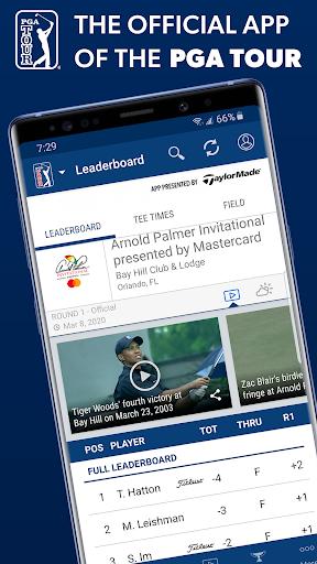 PGA TOUR screenshot 1