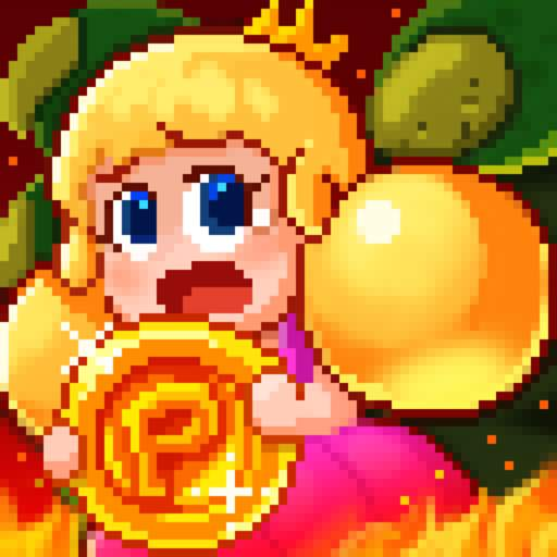 [VIP]Coin Princess: Offline Retro RPG Quest on APKTom