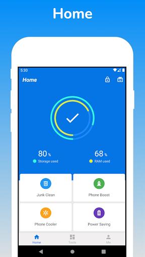 4 GB RAM Memory Booster - Cleaner | AppLock | Cool screenshot 1