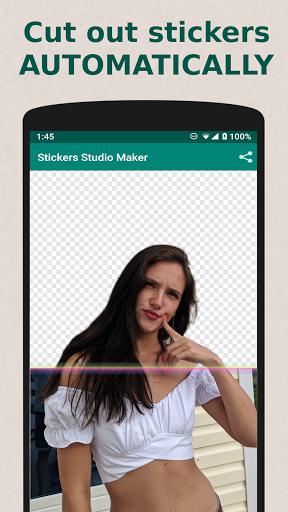 Sticker Maker for WhatsApp screenshot 2